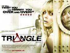 TRIANGLE Movie POSTER 30x40 Melissa George Liam Hemsworth Rachael Carpani Emma