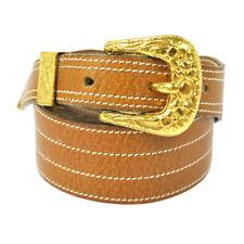 Accessoires vintage en cuir