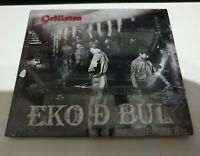 GRILLETES-EKO DE BUL CD spanish heavy rock-SUAVES-ROSENDO-MAREA-BARRICADA