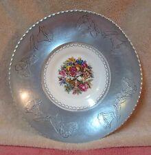"""Limoges Farberware Triumph Imperial Victoria 11"""" Aluminum Plate Bowl"""