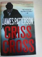 Criss Cross by James Patterson (Alex Cross No. 25)  NEW hardcover 2019