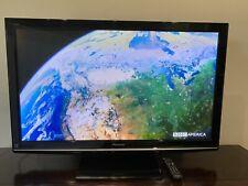 """Panasonic Viera 50"""" 720p 600hz Plasma Hdtv Tc-p50x1"""