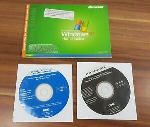 Win XP Recovery + CD zur Porduktwiederherstellung für Dell Inspiron 8200
