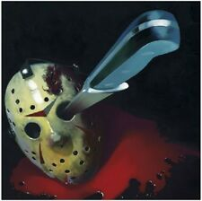 Friday The 13th The Final Chapter - 2 x Camp Crystal Vinyl - Harry Manfredini