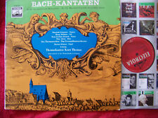 Bach - Kantaten Nr. 68 und Nr. 111     rare Electrola LP
