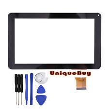 """9""""Capacitive Touch Screen Digitizer Glass for Allwinner A13 1143-A2 Panel Sensor"""