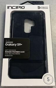 Incipio NGP Advanced Case Black for Galaxy S9+ Plus - Black - *52G