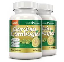 Garcinia Cambogia 1000mg 60% HCA Brûleur De Graisse 120 Gélules