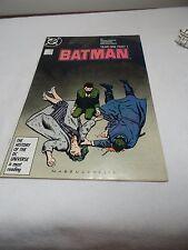 Batman Febuary 1987 Year 1 Part 1