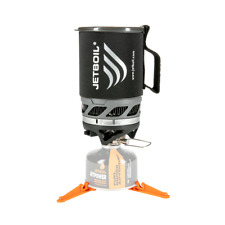 Jetboil Micrmo 0.8L Personal Cooking System Regulated Camping Stove Carbon Black