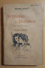 Arminio e Dorotea - Goethe - Maffei - Tipografia Bernardoni - 1864