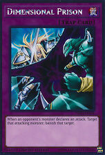 Dimensional Prison Trap Platinum Rare Yugioh Card Single NKRT-EN034