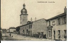 (S-70100) FRANCE - 88 - DARNIEULLES CPA CAFE