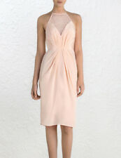 BRAND NEW WITH TAG Zimmermann Silk Web Dress Size 0 RRP$395