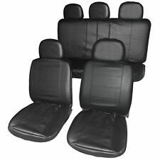 Leatherette Full Set Front & Rear Car Seat Covers for Dodge Nitro All Years