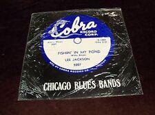 """FISHIN' IN MY POND"" V/A LP CHICAGO BLUES BUDDY GUY LEE JACKSON GUITAR SHORTY"