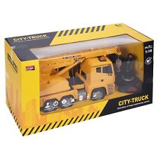 1/18 5CH Remote Control RC Crane Heavy Construction Lifting Truck Toy HOT SALE