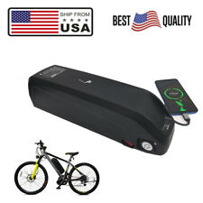 52V 13Ah Hailong Lithium ion Ebike Battery For Max 1000W Electric Bicycle Motor