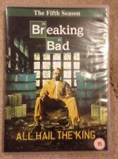 Breaking Bad: Season Five - Part 1 DVD (2013) - Bryan Cranston - Watched Once