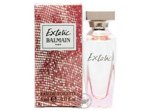 100% Authentic Perfume Mini~ Extatic by Balmain 5ml EDT