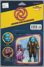 Figment 2 #2 (of 5) Christopher Action Figure Variant Marvel Comics Unread New