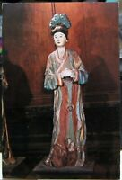China Sculpture in the Sheng Mu hall  - unposted