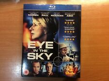 Eye In The Sky (Blu-Ray) New & Sealed with Slip cover