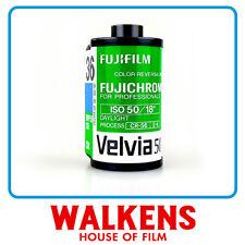 17 Rolls Fujifilm Velvia 50 35mm Original Emulsion 36 Exp Film -expired