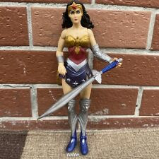 "6"" DC Comics Collectibles New 52 EARTH 2 Wonder Woman Action Figures Toys Gift"