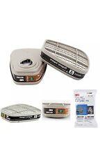 3m 6001cn Cartridge Respirators. 6001 cn, New, Free shipping