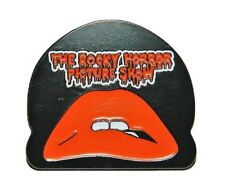 The Rocky Horror Picture Show Name and Lips Logo Metal Enamel Pin