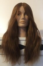 Pivot Point Hair Mannequin Long Red Hair