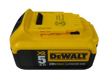 NEW Single Dewalt DCB205 5.0Ah 20V Battery MAX XR Lithium-ion Premium Battery