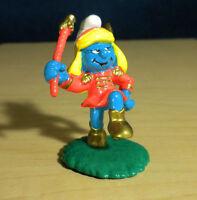 Smurfs Majorette Smurfette 20188 Smurf McDonalds Figure Vintage Toy PVC Figurine