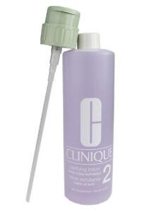 Clinique Clarifying Lotion 2 Dry Combination Skin w/Pump Jumbo Size 16.5oz/487ml