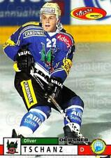 2002-03 Swiss Ice Hockey Cards #110 Oliver Tschanz