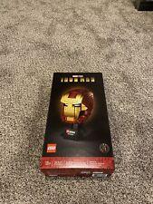 LEGO® Marvel Iron Man Helmet Building Set 76165 NEW