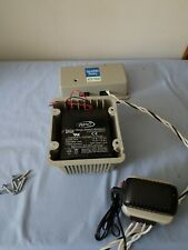 Invisible Fence Ict 725 Transmitter w/ Battery Backup, Housings, Power Cord Vgc