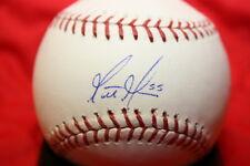 Sports Mem, Cards & Fan Shop Balls Matt Moore Signed Romlb Baseball Fod Coa Detroit Tigers Rays Giants All-star Mlb