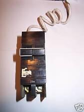 XO BREAKER 20 Amp 1 Pole Cutler Hammer Switch Neutral