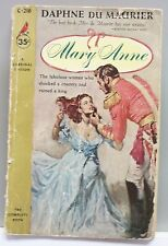 MARY ANNE du Maurier Rare 1960 Vintage PB historical novel