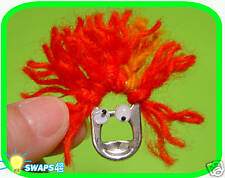 """Frazzled Leader """"Girl Scout"""" SWAPS  Craft Kit  by Swaps4Less.com"""