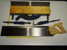 Stanley No.60 Miter Box Mitre & Saw NOS VTG Carpenter Cabinetmaker Tool Rare USA