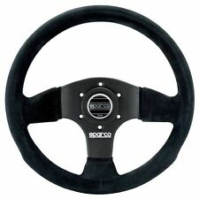 Sparco 015P300SN Steering Wheel 300 Black Suede 300MM Rally Racing Cars