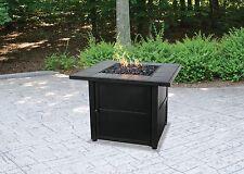 Uniflame Ceramic Tile LP Gas Firepit GAD1399SP