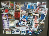 ZSC Hot Lot - NHL Auto Patch GU Jersey Rookie Vintage Insert Lot Crosby McDavid