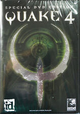 ** Quake 4 : Special edition + Quake 2 ** PC DVD GAME ** Brand new Sealed **