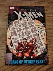X-MEN DAYS OF FUTURE PAST TPB (MARVEL) CLAREMONT - JOHN BYRNE ART