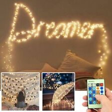 YMing LED String Lights, Waterproof Fairy String Lights with Remote Control ,100