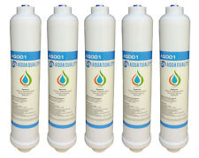 5 x Replacement Inline Fridge Water Filters For Samsung GE Daewoo LG Beko Bosch
